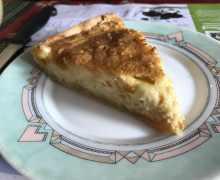 Quiche aux 3 fromages (maison bien sûr)
