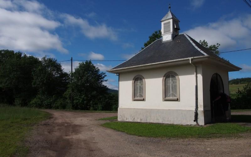 La chapelle St Claire