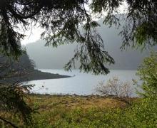 Arrivée au Lac Blanc