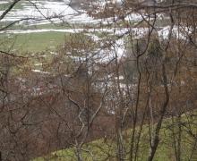 Dernière neige de printemps 2
