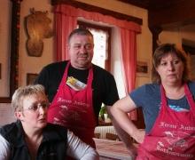 Christelle, Jean-Claude & Christiane