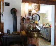 La cuisine ouverte