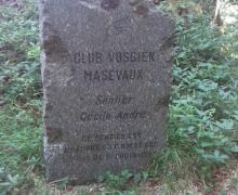 Stèle du Fuchsfelsen