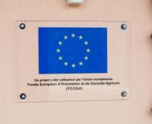 Utilisaton des Fonds Européens