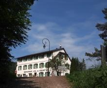 Col de Steige : le départ