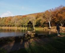 Pêche au Lachtelweiher