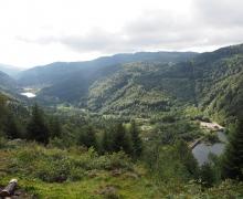 La vallée de Masevaux, les lacs d\'Alfeld et de Sewen 1