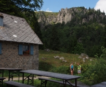 La marcairie du Frankenthal dans son écrin