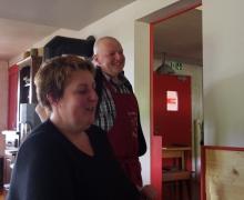 Carole et Jacky Iltis