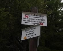 Le Buchwald est tout près...