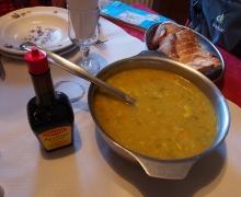 La vraie soupe de vrais légumes