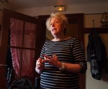 Marie-Liliane Gully raconte la ferme auberge