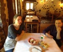 Anne et Katia âmes du lieu