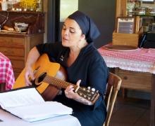 Tatiana, la chanteuse