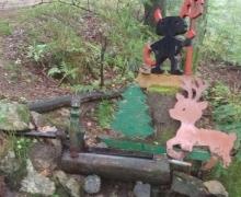 Source du Teufel's Loch