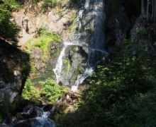 La cascade du Hohwald