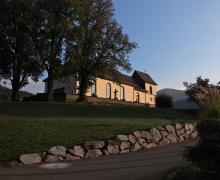 L\'église de Kirchberg