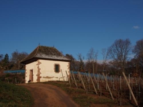 Chapelle Saint Wendelin