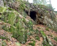 Grotte du déserteur