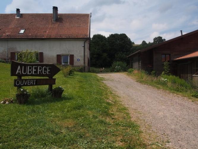La ferme auberge de la Perheux