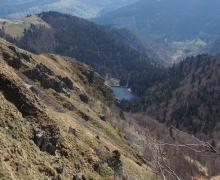 Le lac du Schiessrothried