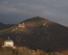 Le château St Ulrich