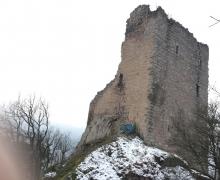 Ruine du Ramstein