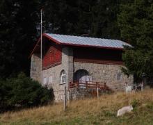 Chalet typique de la vallée