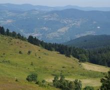 Au loin Eschbach au Val