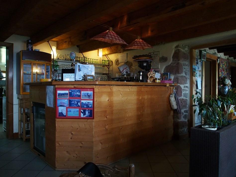 Le bar...