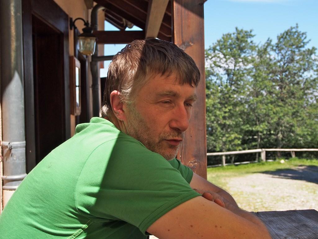 Valentin Schubnel en cuisine et partout ailleurs