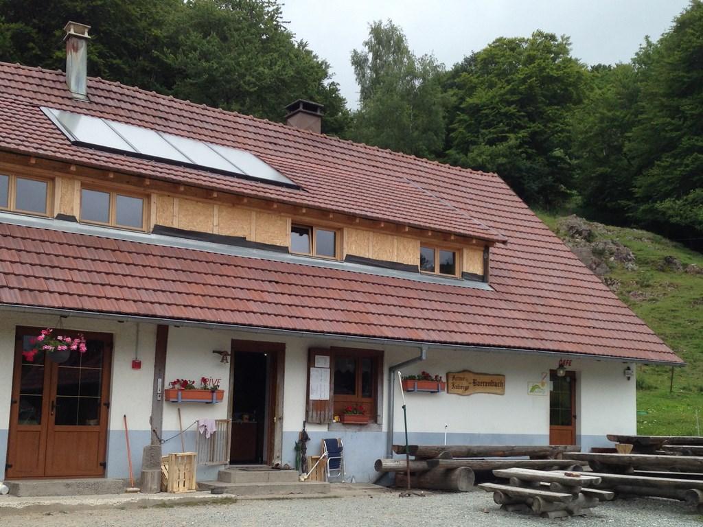 Ferme Auberge du Baerenbach