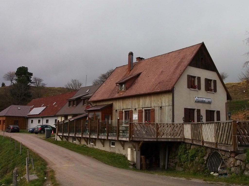 La ferme auberge du Glasborn