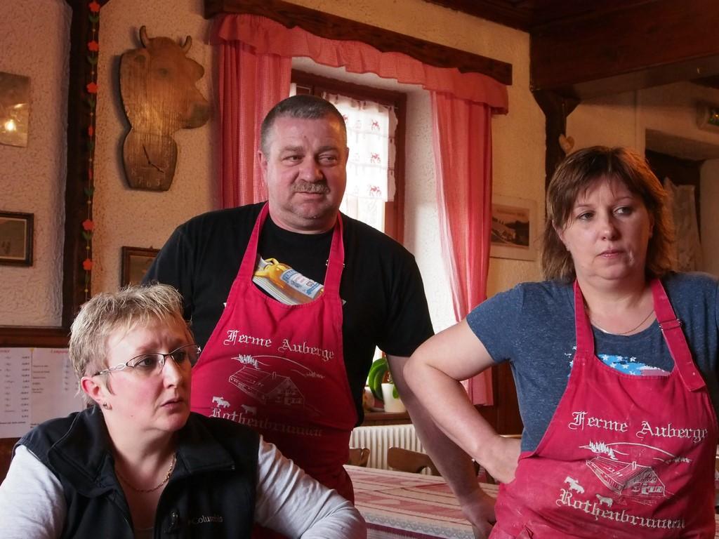 Christelle, Jean-Claude et Christiane