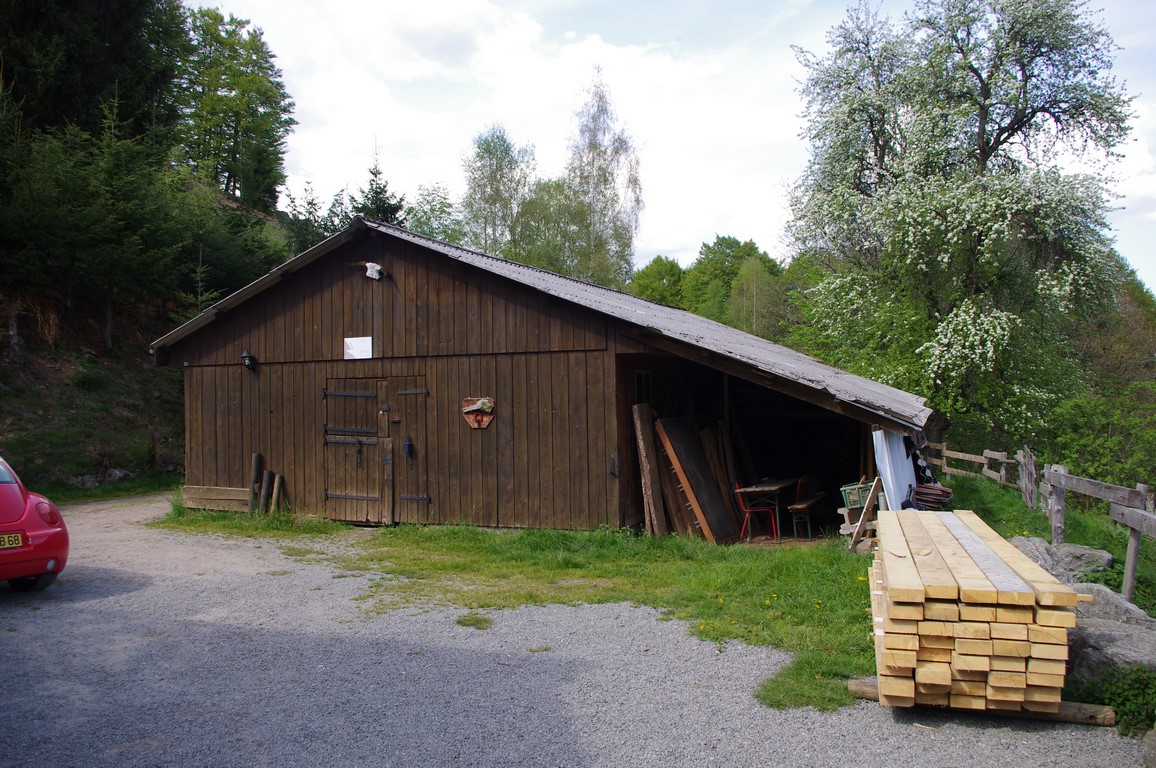 Bruckenwald étable