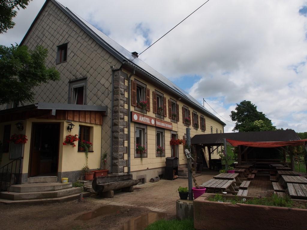 La ferme auberge du Chèvremont