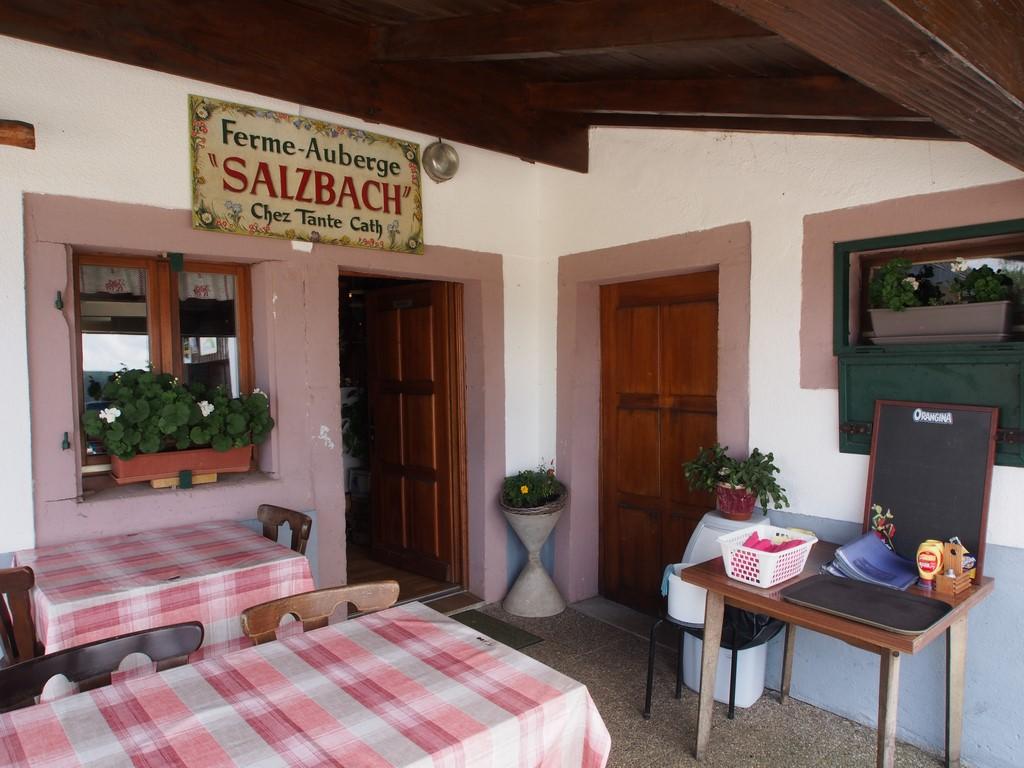 La salle du Salzbach