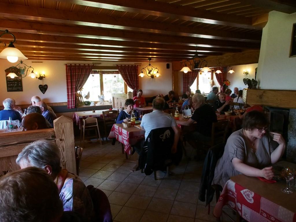 La salle du Schantzwasen