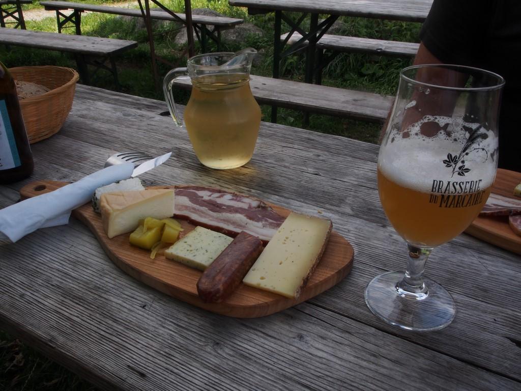 La palnchette du Frankenthal