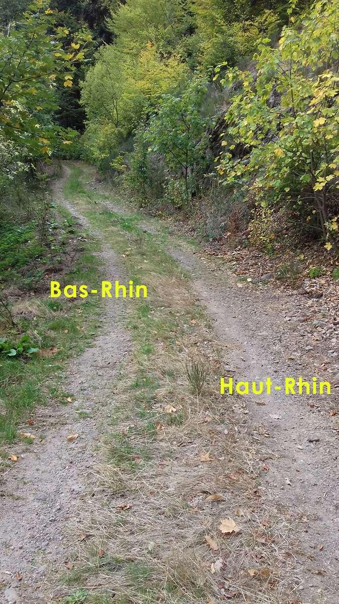 Haut-Rhin / Bas-Rhin