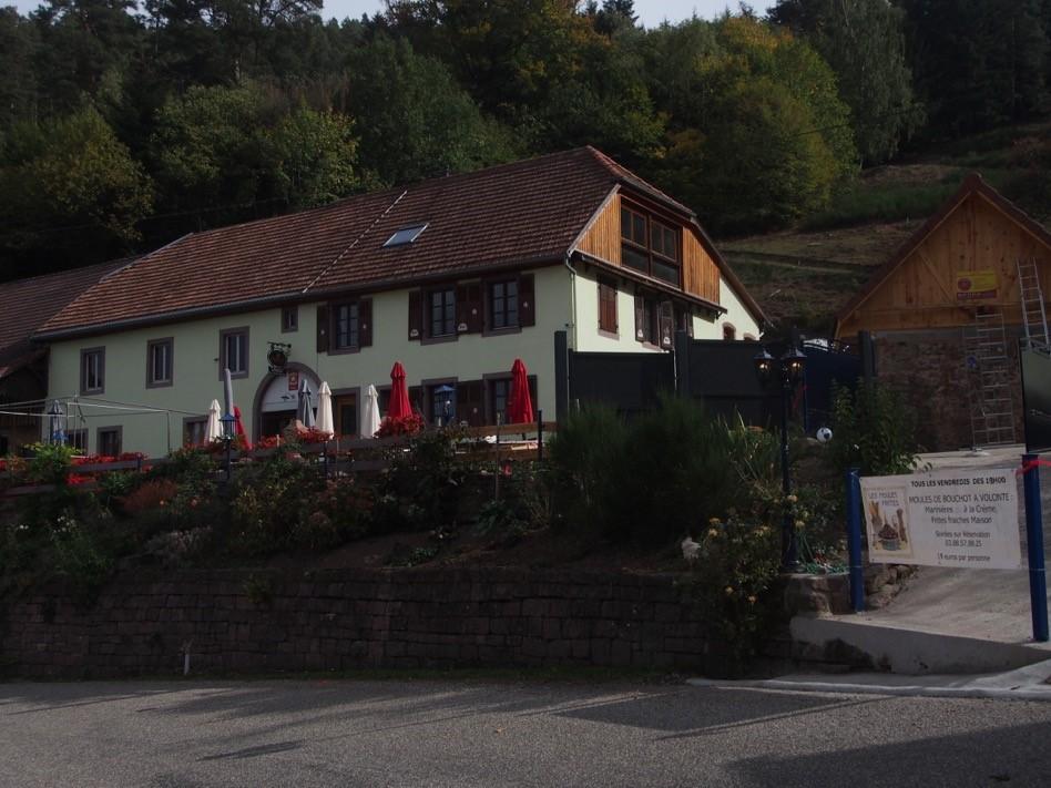 Auberge du Col de Fouchy