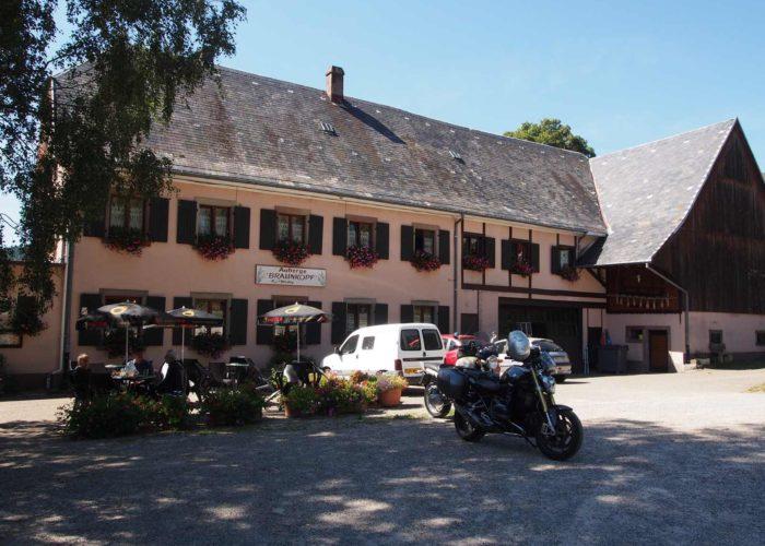 L'auberge du Braunkopf