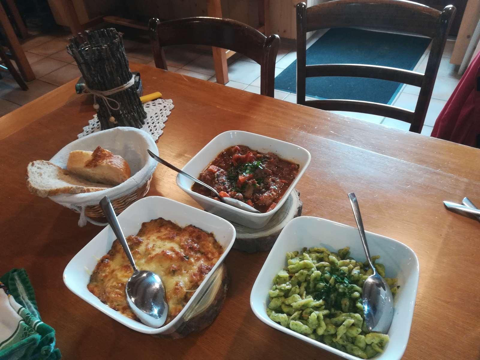 Cuisine rustique et gourmande