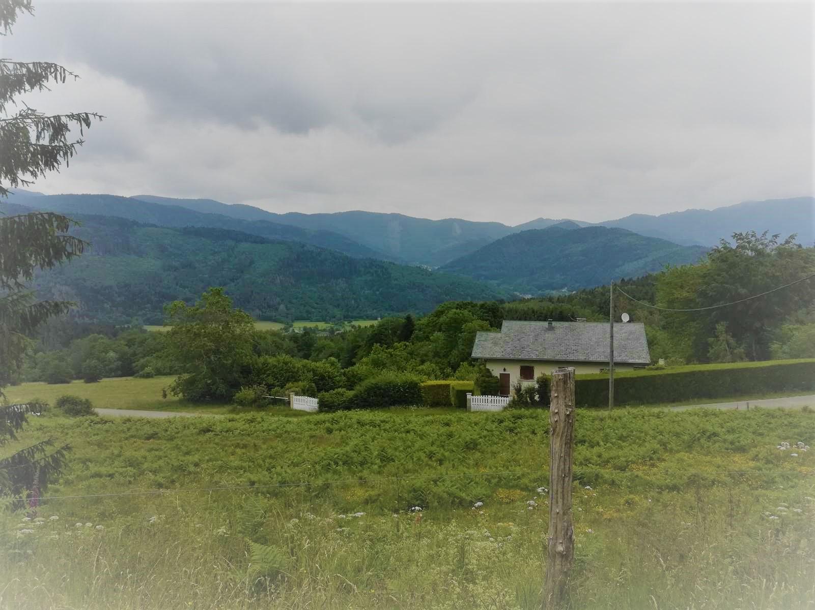 Valléee de Masevaux - en face le Rimbachkopf