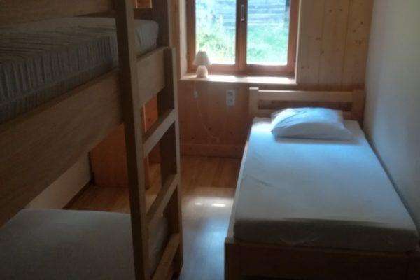 Chambre à 3